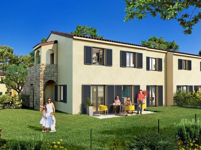 Programme neuf à vendre, Calenzana (20214)