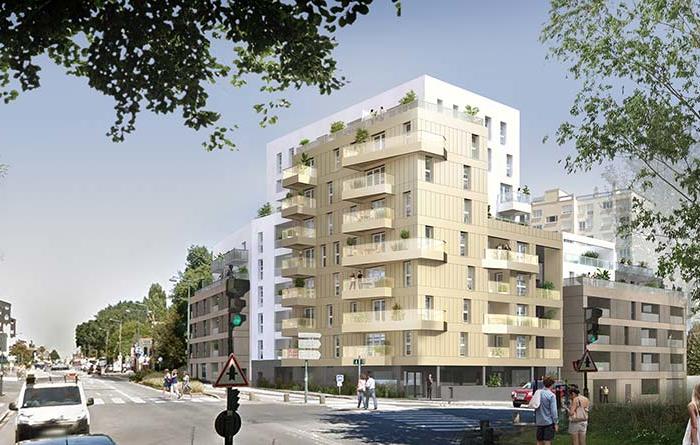 Programme neuf à vendre, Rennes (35200)