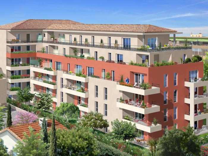 Programme neuf à vendre, Saint-Laurent-Du-Var (06700)