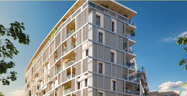 Programme neuf à vendre, Marseille (13006)