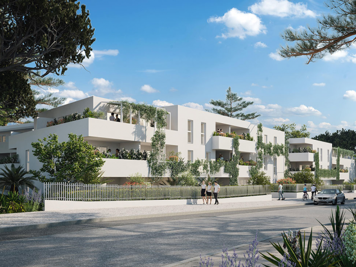 Programme neuf à vendre, Montpellier (34080)