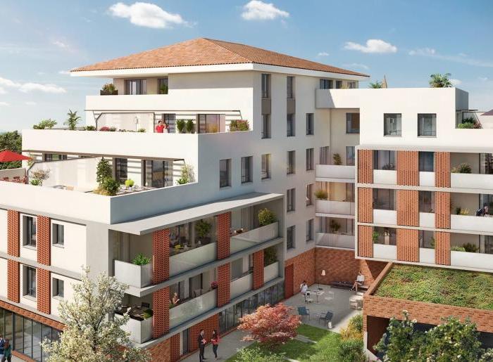Programme neuf à vendre, Saint-Orens-De-Gameville (31650)