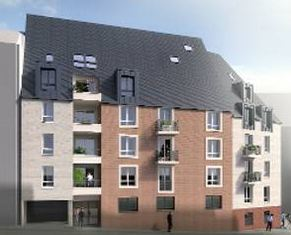 Programme neuf à vendre, Rouen (76000)