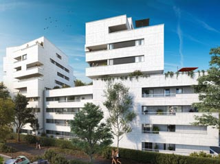 Programme neuf à vendre, Marseille (13008)