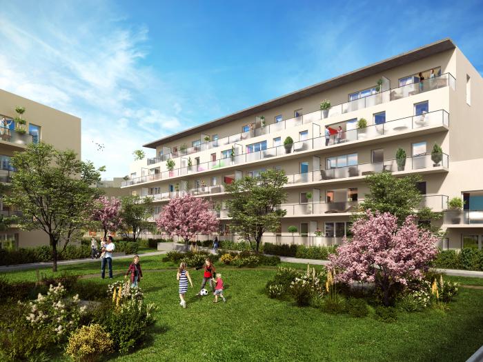 Programme neuf à vendre, Le Havre (76600)