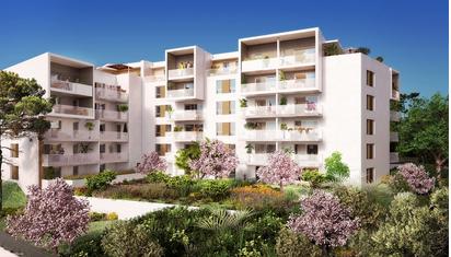 Programme neuf à vendre, Marseille (13010)