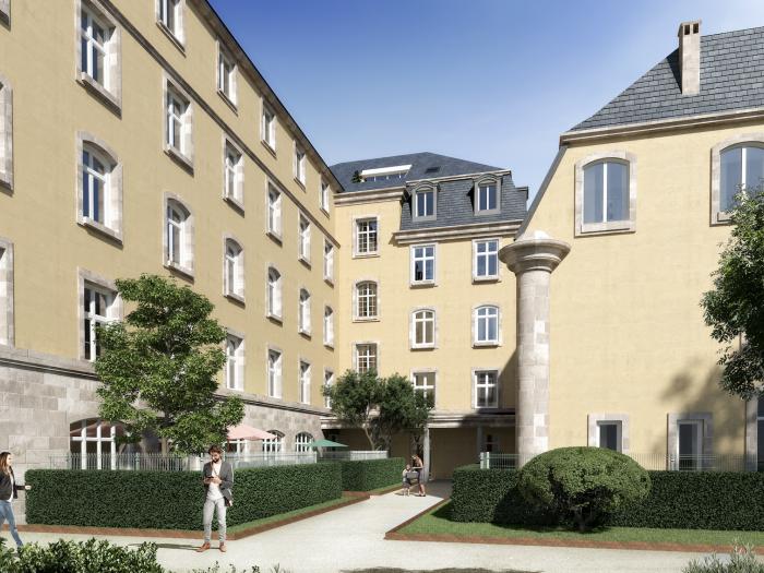 Programme neuf à vendre, Strasbourg (67100)