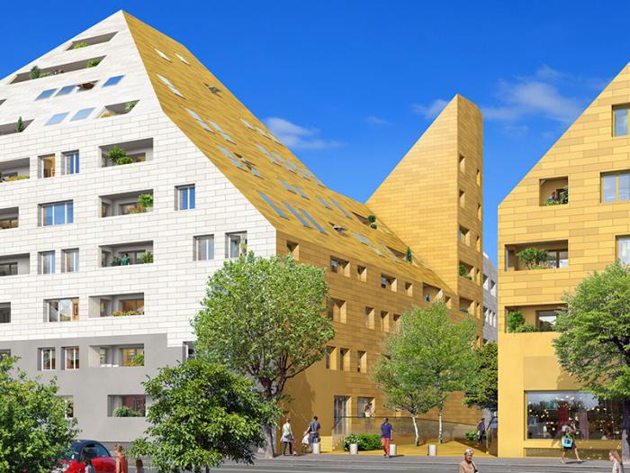 Programme neuf à vendre, Bordeaux (33100)