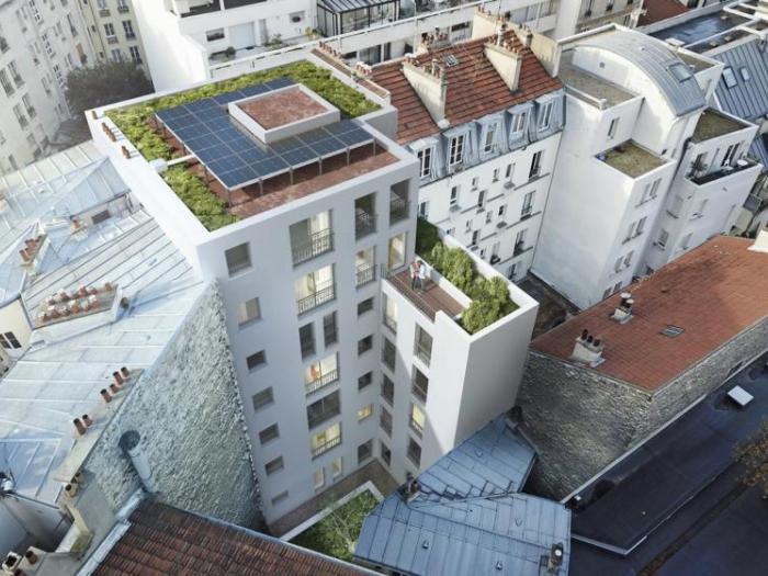 Programme neuf à vendre, Paris (75013)