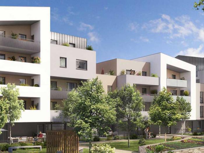 Programme neuf à vendre, Saint-Jean-De-Védas (34430)