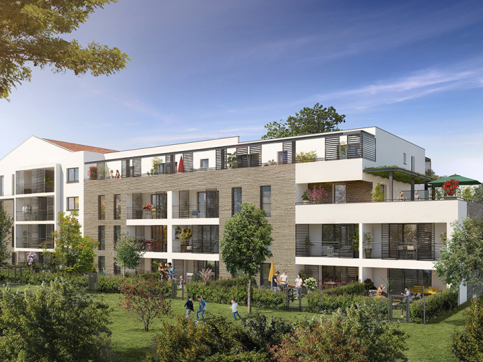 Programme neuf à vendre, Toulouse (31400)