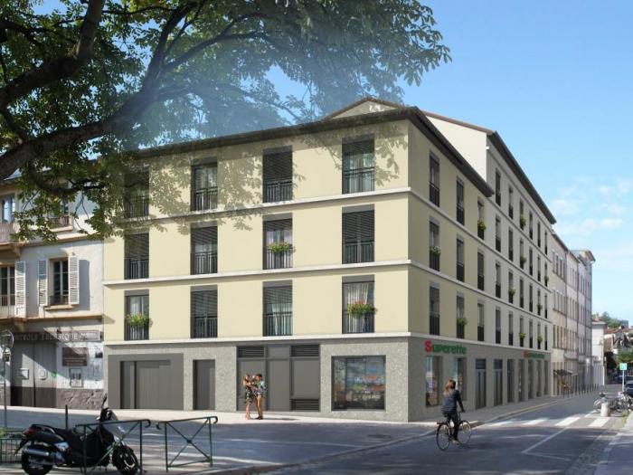 Programme neuf à vendre, Lyon (69005)