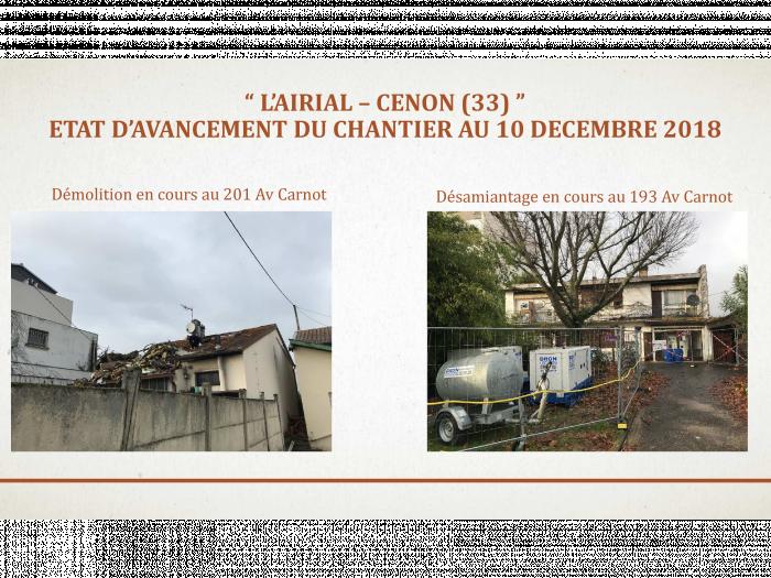 Programme neuf à vendre, Cenon (33150)