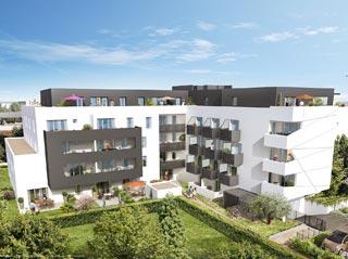 Programme neuf à vendre, Montpellier (34070)