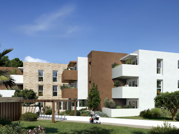 Programme neuf à vendre, Montpellier (34000)