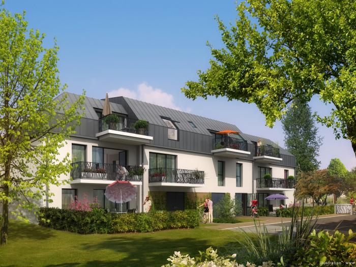 Programme neuf à vendre, Caen (14000)