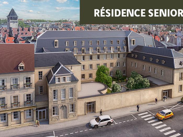 Programme neuf à vendre, Dijon (21000)