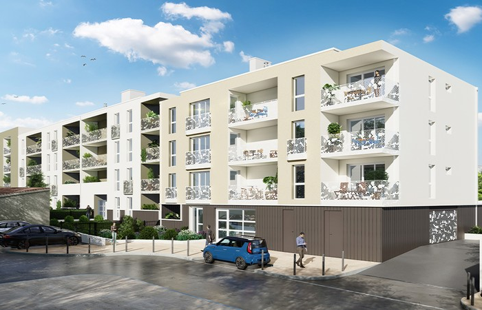 Programme neuf à vendre, La Seyne-Sur-Mer (83500)