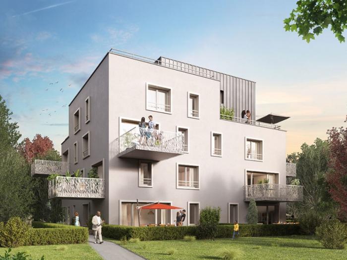 Programme neuf à vendre, Strasbourg (67200)